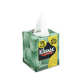 KLEENEX Three-Ply Anti-Viral Facial Tissue, Pop-Up Cube, 75 per Box, 27 per Ctn