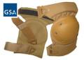 ULTRA-FLEX Knee Pads - Olive-Drab - AltaLok