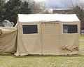 Shelter, Base-X, 103, 9.5'x15' - NSN 8340-01-533-1682, 8340-01-533-1681
