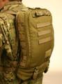 M-9 Assault Medical Aid Backback, Coyote Brown, NSN 6545-01-539-6448