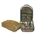 M-9 Assault Medical Aid Backback, Ranger Green, NSN 6545-01-539-6444