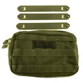 Blackhawk: S.T.R.I.K.E. Utility Pouch w/ Speed Clips, OD Green (38CL21OD)
