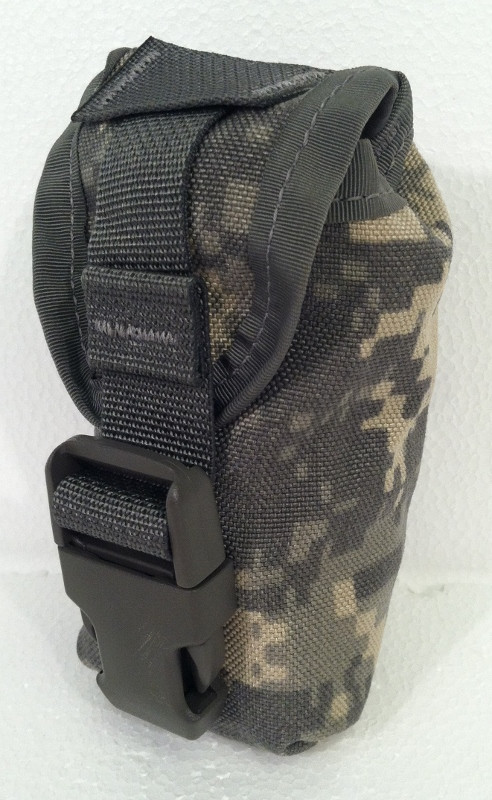 Molle Flash Bang Grenade Pouch Rfi Issue Acu Pattern Nsn 8465 01