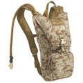 Camelbak Ambush AB 500 3.1L (102oz) Hydration Pack, NSN 8465-01-580-8550, Digital Desert Camo
