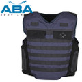 "ABA BODY ARMOR EXTERNAL CARRIERS, Tactical Assault Carrier ""TAC"" Modular Webbing, Tactical, P/N: ABA-TAC1-MWB-TCL"