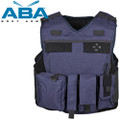 "ABA BODY ARMOR EXTERNAL CARRIERS, Tactical Assault Carrier ""TAC"" Fixed Pockets, Tactical, P/N: ABA-TAC1-PKT-TCL"