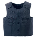 ABA BODY ARMOR EXTERNAL CARRIERS, Uniform Shirt Carrier, Four (4) Pockets, P/N: ABA-USC1-4