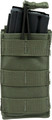 PROTECH TACTICAL, TACTICAL POUCHES AMMUNITION / MAGAZINE, M4 Mag Pouch - Single, P/N: TP5