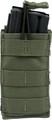 PROTECH TACTICAL, TACTICAL POUCHES AMMUNITION / MAGAZINE, M4 Mag Pouch - Double, P/N: TP5A