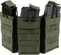 PROTECH TACTICAL, TACTICAL POUCHES AMMUNITION / MAGAZINE, M4 Mag Pouch - Triple, P/N: TP5B