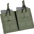 PROTECH TACTICAL, TACTICAL POUCHES AMMUNITION / MAGAZINE, M4 Mag Pouch - Short - Double, P/N: TP6A