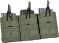 PROTECH TACTICAL, TACTICAL POUCHES AMMUNITION / MAGAZINE, M4 Mag Pouch - Short - Triple, P/N: TP6B