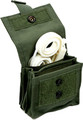 PROTECH TACTICAL, UTILITY / MISCELLANEOUS, Handcuff Pouch - Double, P/N: TP17A