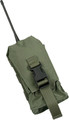 PROTECH TACTICAL, UTILITY / MISCELLANEOUS, Radio Pouch - Universal, P/N: TP21