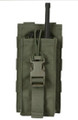 PROTECH TACTICAL, UTILITY / MISCELLANEOUS, Radio Pouch - Universal, P/N: TP21A