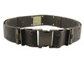 BIANCHI MILITARY/TACTICAL, WEB PISTOL BELT - Black, Model No. M1020