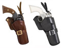 BIANCHI BIANCHI COWBOY, TEXAS OUTLAW CROSSDRAW HOLSTER, Model No. 1830CH