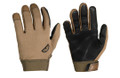 LINE OF FIRE COYOTE LIGHT DUTY TOUCH SCREEN CAPABLE GLOVE - BERRY COMPLIANT
