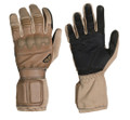 LINE OF FIRE COYOTE FLASHOVER TOUCH SCREEN CAPABLE GLOVE - BERRY COMPLIANT