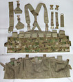MOLLE Tactical Assault Panel, RFI Issue, MultiCam, NSN 8465-01-580-0689
