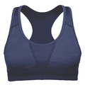 Compression Bra, Navy, Size Large, NSN 92CB02NA-LG