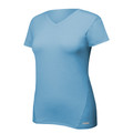 Technical Work Out Top, Heather Blue, Size Small, NSN 92TT02BL-S