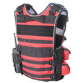 First Responders Vest, Red, 30RV08RD