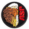 Training Support, Patches, ASP Eagle Certified, P/N 59106