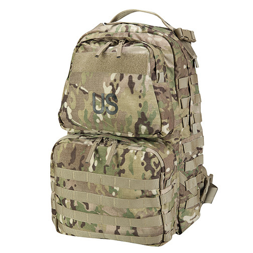 MOLLE Medium Rucksack (Fabric Body Only), NSN 8465-01-593