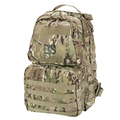 MOLLE Medium Rucksack (Fabric Body Only), NSN 8465-01-593-8664, MultiCam (OCP)