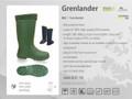 Lemigo Grenlander 862