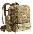 CamelBak Big Jump, MultiCam (OCP), NSN 8465-01-592-2489, 100 oz/3.0L, with Mil-Spec Antidote (Long) Reservoir