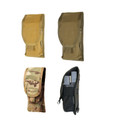 Blackhawk: S.T.R.I.K.E. M-4 Staggered Double Mag Pouch w/Speed Clips (37CL65MC)