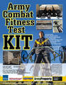 Army Combat Fitness Test (ACFT) Administration Set, NSN 7830-01-675-1851 (Single Lane)