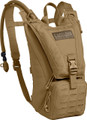 CamelBak 2019 Ambush Hydration Pack, Coyote Tan, with 100oz (3.0L) Mil-Spec Crux Reservoir