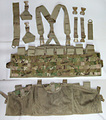 MOLLE Tactical Assault Panel (TAP), OCP, NSN 8465-01-641-8924