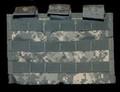 MOLLE 3-Magazine Ammunition Pouch, 5.56mm, NSN 8465-01-525-0598 (ACU Pattern)
