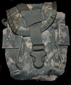 MOLLE Canteen / Utility Pouch, NSN   8465-01-525-0585 (ACU Pattern)
