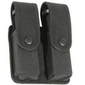 Blackhawk: Traditional Cordura Divided Double Mag Case - Double Row  (44A057BK)