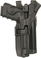 Blackhawk: Serpa Level 3 Xiphos Duty Holster with/Light Plain (44H616PL-R)