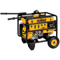 DeWalt DG6300BC, 6300 Watt Commercial DEWALT Generator with 18v Battery Start