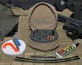 Otis .45 Caliber Pistol Cleaning System (MFG-645-2), NSN 1005-01-455-0575