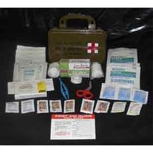 First Aid Kit, Vehicular, NSN 6545-00-922-1200