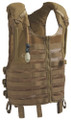 Camelbak Delta-5 Tactical Vest, NSN 8415-01-583-9942, Coyote Brown