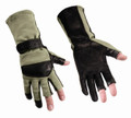Wiley-X Aries Gloves, Foliage Green