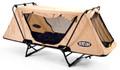 Military Tent Cot, Desert Tan, NSN 8340-01-517-1557