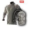 Army Combat Shirt + CamelBak ArmorBak 3L (100oz) Hydration System