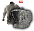 Army Combat Shirt + CamelBak MotherLode 3L (100oz) Hydration Backpack