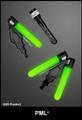 Cyalume PML (Personal Marker Light), Green, 8-hour, NSN 6260-01-086-8077