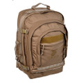Bugout Gear: Bugout Bag, Coyote Brown with USMC Logo